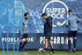 Taremi no onze inicial do F. C. Porto e Marega no banco