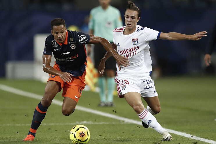 O Montpellier venceu o Lyon para a Liga francesa