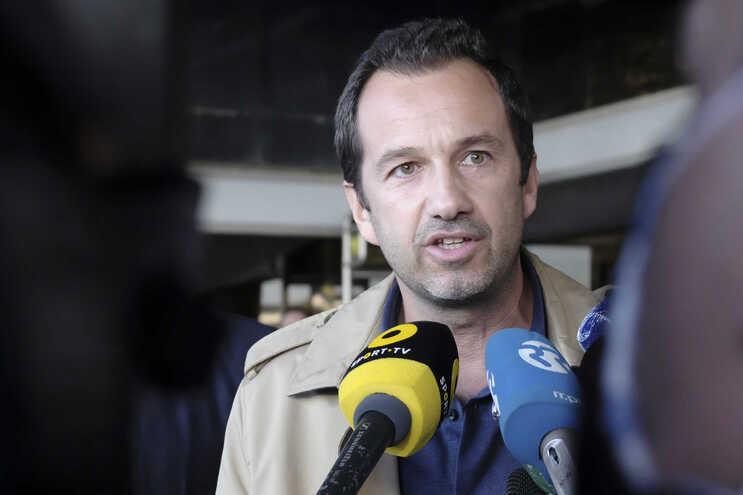 Frederico Varandas,, presidente do Sporting