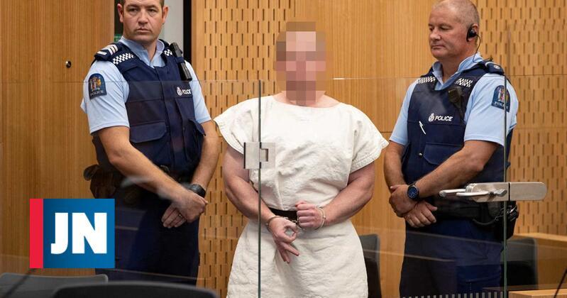 Atacante da Nova Zelândia vai representar-se a si próprio em tribunal