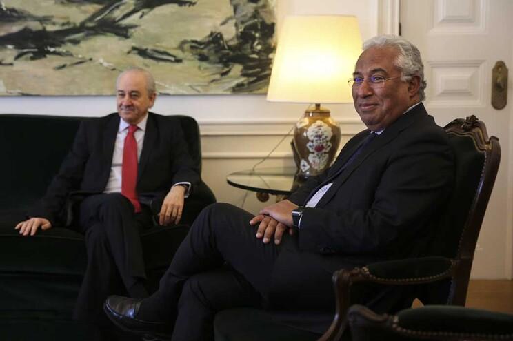 Rui Rio e António Costa