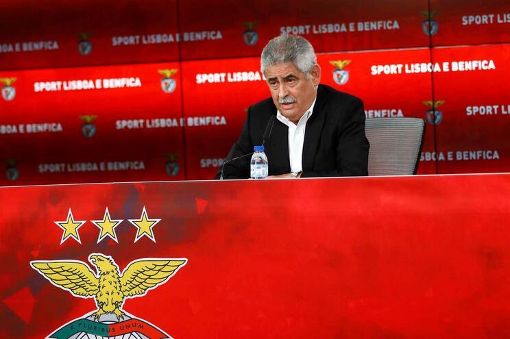 Luís Filipe Vieira reage ao processo e-Toupeira esta noite