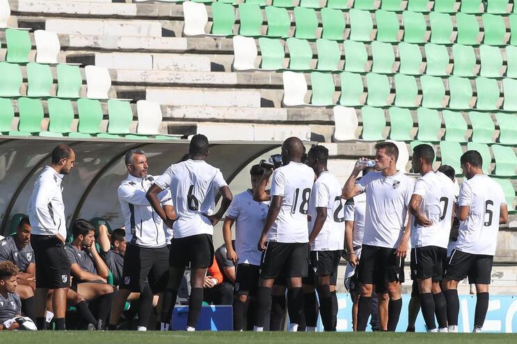 Vitória de Guimarães já conhece adversário na Liga Europa