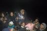Mulher entra em trabalho de parto após ser resgatada pela Polícia Marítima