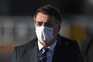 Bolsonaro diz que teste à covid-19 deu positivo