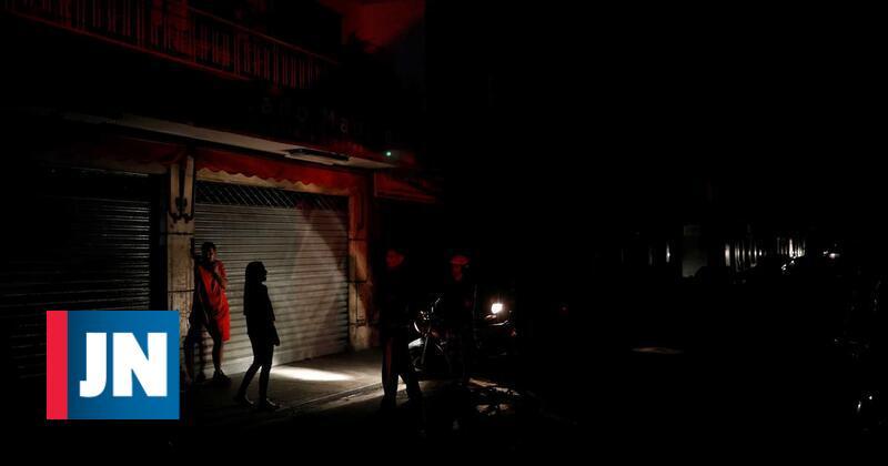 Falhas de eletricidade afetam várias zonas de Caracas