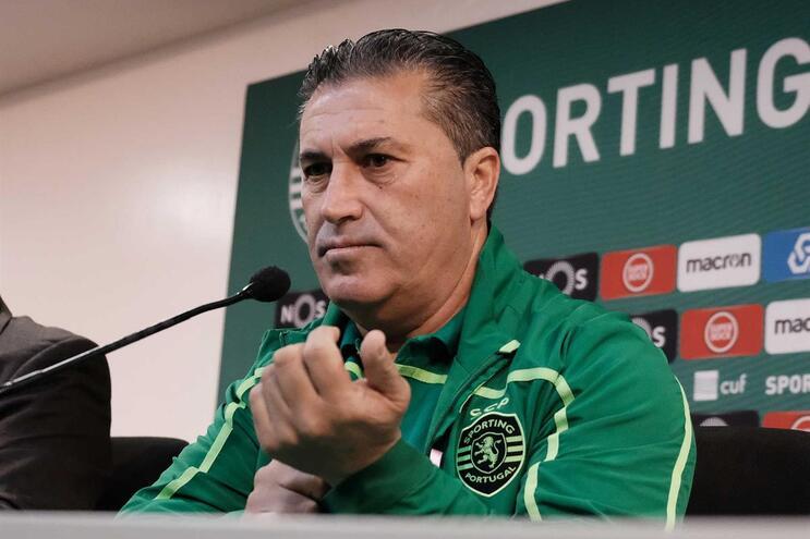 """José Peseiro: """"Fui maltratado duas vezes no Sporting"""""""