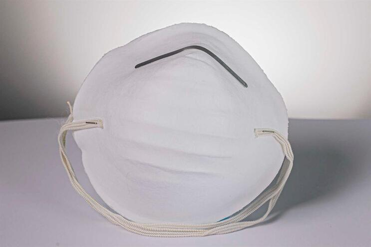 Máscaras contrafeitas foram dos artigos ilícitos mais apreendidos pelas autoridades