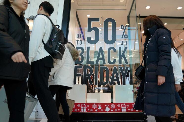 """""""Black Friday"""" realiza-se na última sexta-feira de novembro"""