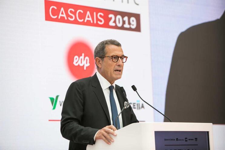 O CEO da EDP, António Mexia