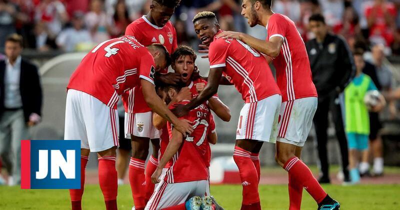 Benfica vence Belenenses SAD mas só descansou nos descontos