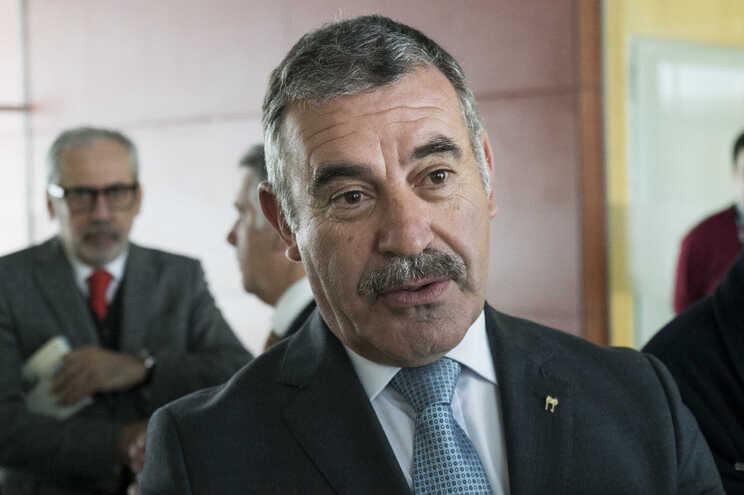 Presidente da Câmara Municipal da Feira, Emídio Sousa