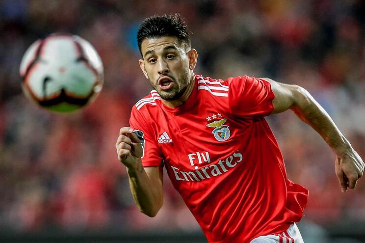 Pizzi, Grimaldo e Jonas ausentes na visita do Benfica ao Galatasaray