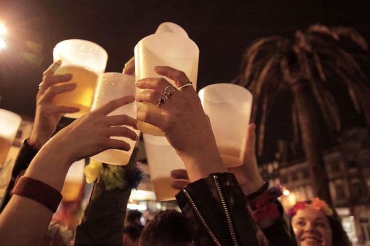Portugal no 11.º lugar dos países da OCDE com maior consumo de álcool