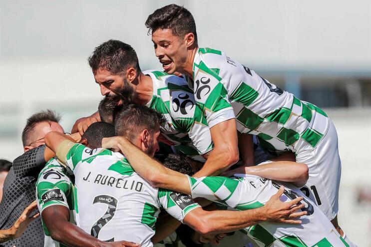 Moreirense vence Gil Vicente e soma primeiro triunfo Liga