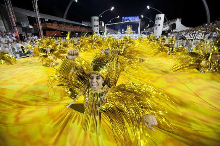 O Carnaval de São Paulo é um dos maiores eventos do país. Este ano, mais de 15 milhões de pessoas participaram