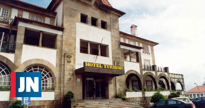 Hotel Turismo da Guarda em risco