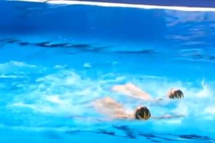 Portugal consegue pontuação histórica no Mundial de natação artística