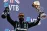 Valtteri Bottas venceu o GP da Rússia este domingo