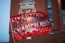 O Liverpool sagrou-se campeão esta quinta-feira