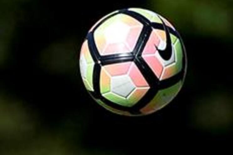 Sub-20 portugueses empatam a uma bola com a Suiça