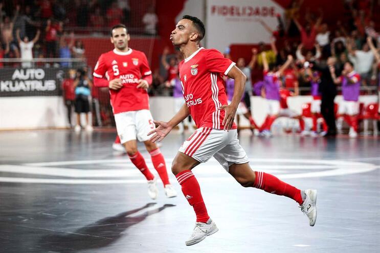 """Benfica perde e falha acesso à """"final four"""" da Liga dos Campeões de futsal"""
