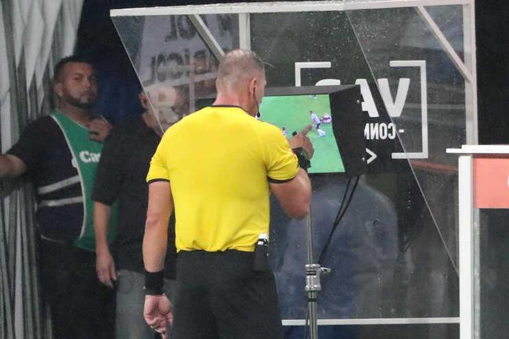 Sistema de videoárbitro