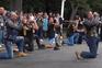 Dançam haka em homenagem às vítimas do ataque na Nova Zelândia