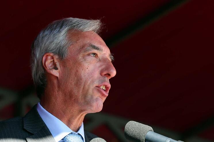 Ministro da Defesa, João Gomes Cravinho