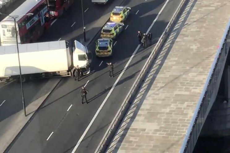 Grupo terrorista Estado Islâmico reivindica atentado de Londres