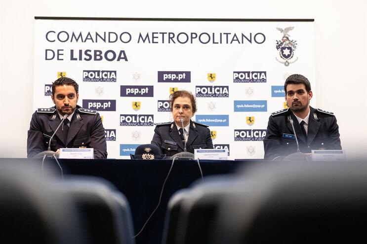 Resultados da Operação Fórmula 1 foram apresentados em conferência de imprensa