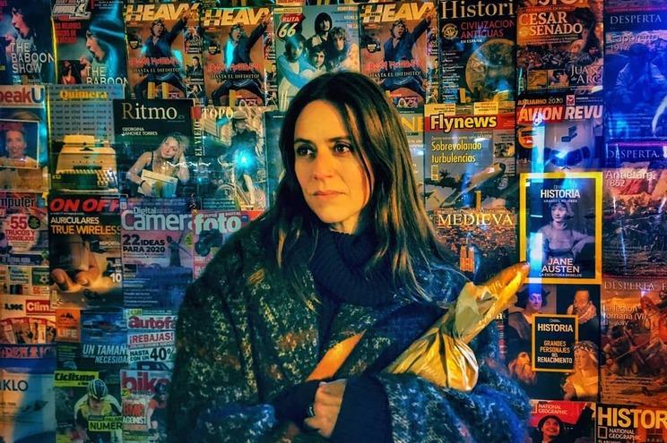 """Atriz que interpreta """"Lisboa"""" na série da Netflix está infetada com Covid-19"""
