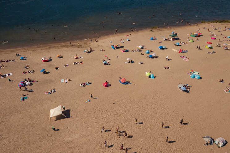 Associação ambientalista nota melhoria da qualidade da água nas praias