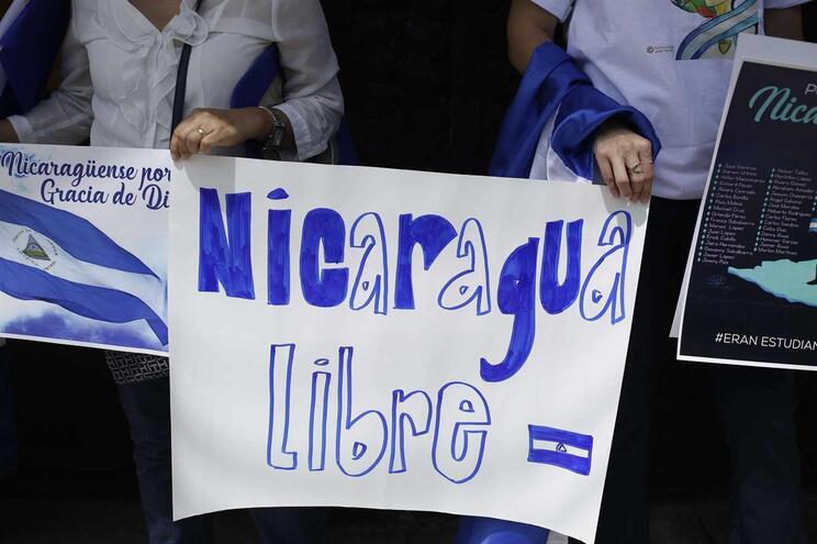 Violência na Nicarágua causou 121 mortos e 1300 feridos em abril