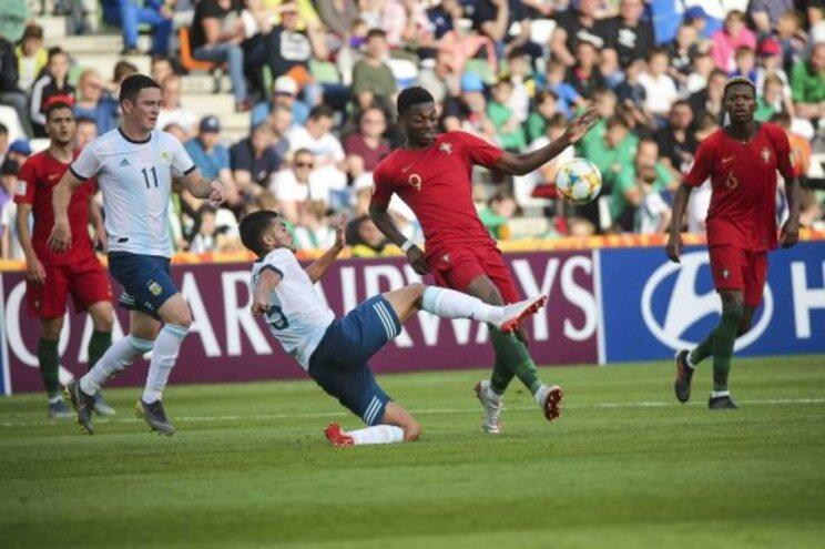 Portugal perde com Argentina na segunda jornada do grupo no Mundial