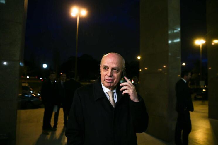 Presidente do Montepio Geral - Associação Mutualista, António Tomás Correia