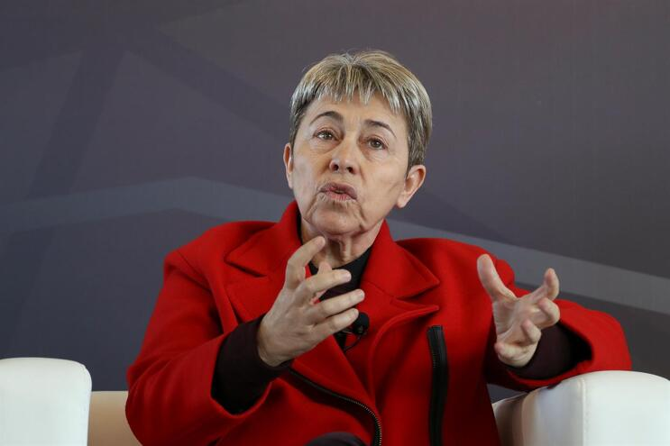 Berta Nunes, secretária de Estado das Comunidades Portuguesas