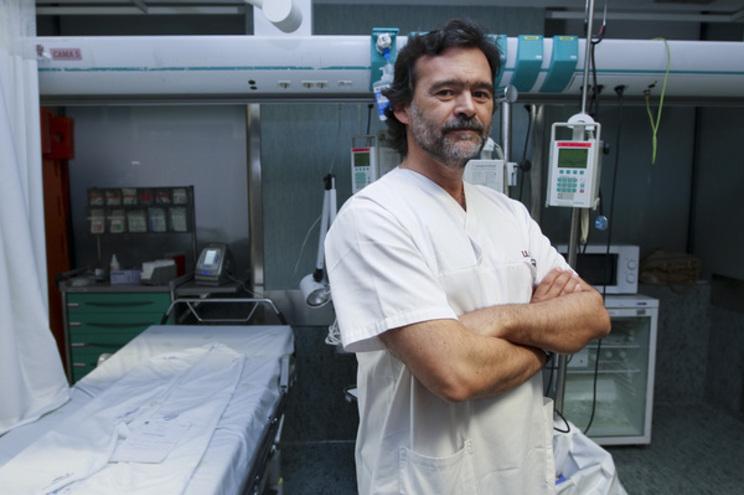 O diretor do programa para a Prevenção e Controlo de Infeções, José Artur Paiva