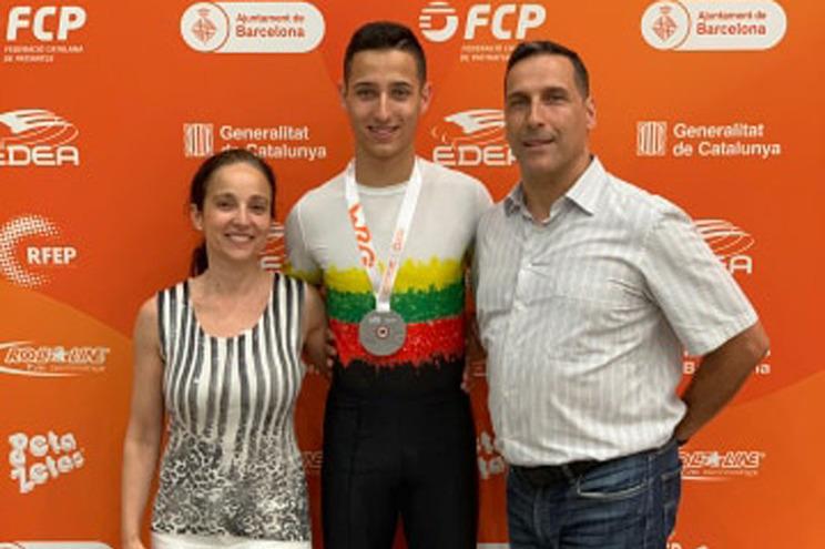 Atleta português conquista prata no mundial de patinagem livre