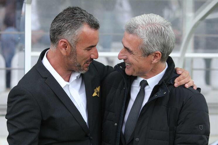 Ivo Vieira é o novo treinador do Vitória de Guimarães