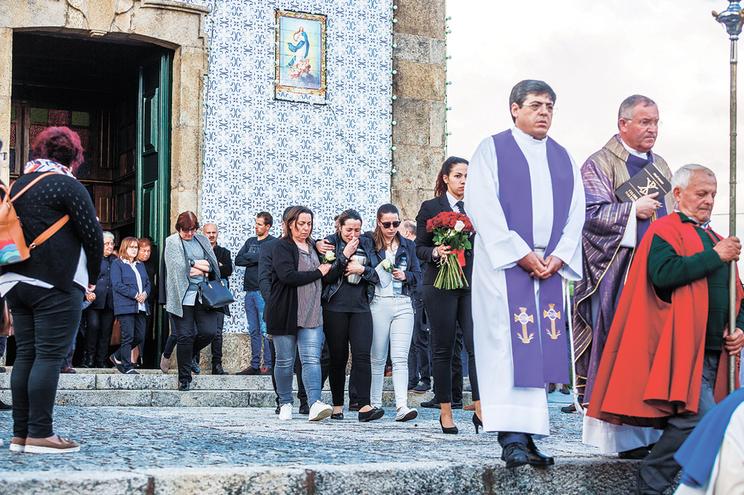 Família de madeireiro de Paredes de Coura fez funeral apesar dos testes de ADN ainda não estarem concluídos
