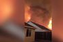 O impressionante vídeo do tornado de fogo que assustou a Califórnia