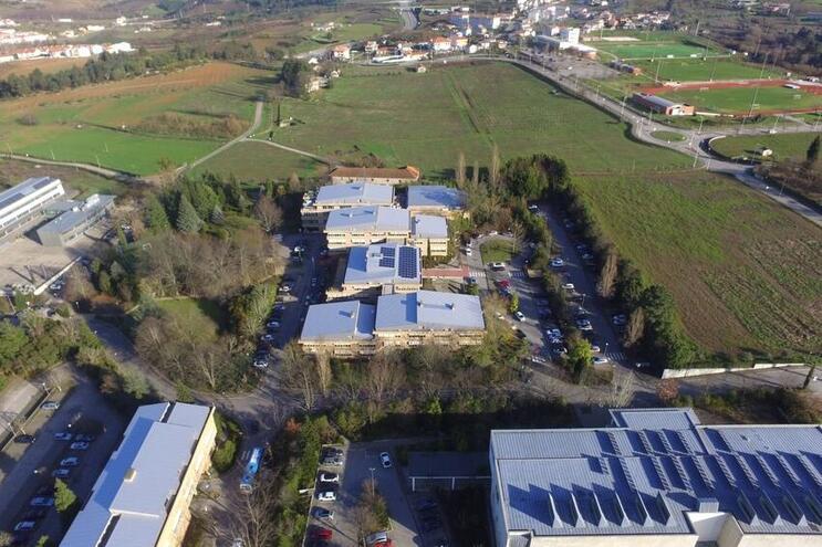 Pretende-se que o Campus da UTAD possa ter um balanço positivo de carbono