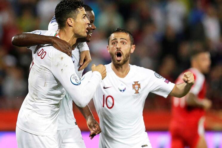 Cristiano Ronaldo e Bernardo Silva nomeados para a Bola de Ouro 2019