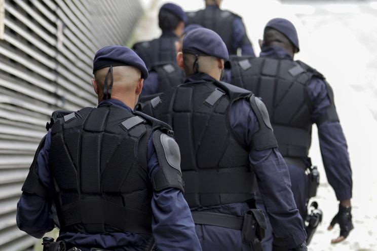A operação policial está a decorrer em várias localidades do distrito de Viana do Castelo e no Porto