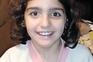 Valentina tinha 9 anos