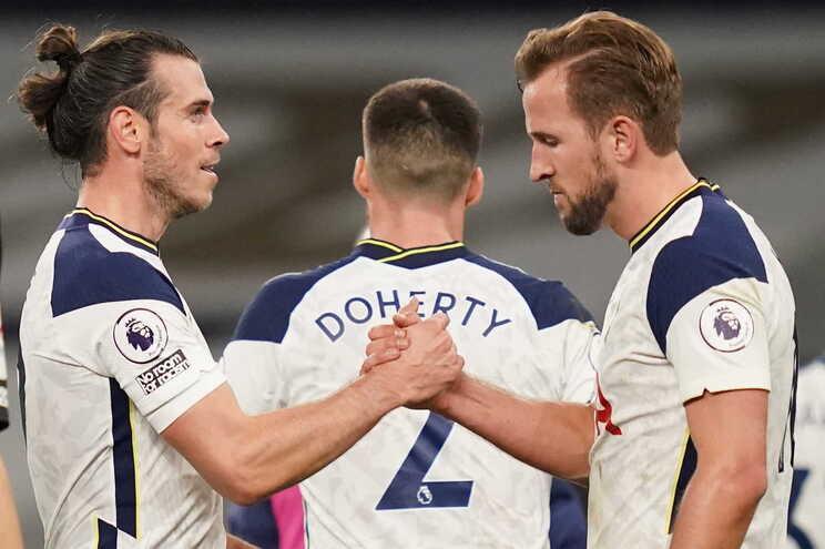 Tottenham venceu este domingo