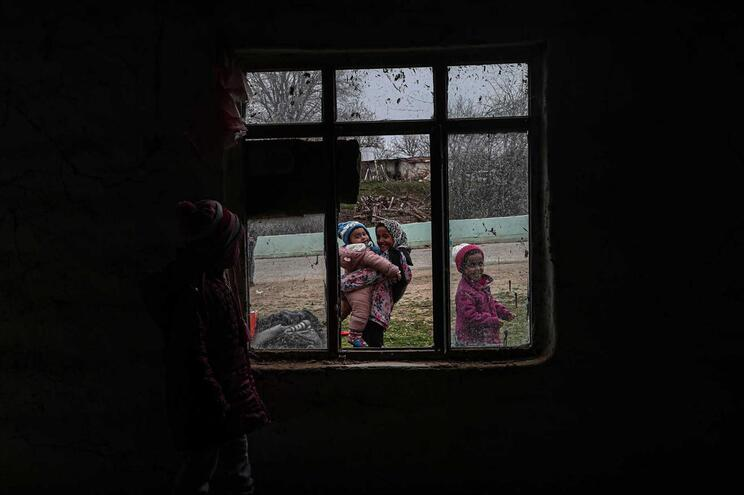 A Síria atravessa um grave conflito há 10 anos, que já levou mais de 11 milhões de pessoas a necessitarem