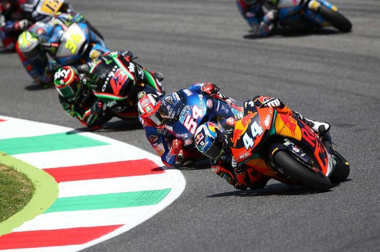 Miguel Oliveira vence GP Itália de Moto2
