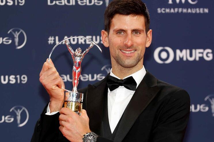 Tenista Djokovic
